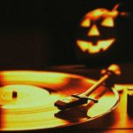 Música para halloween.