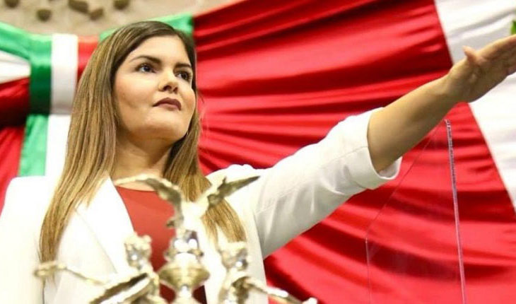 Merary Villegas, diputada de Morena.