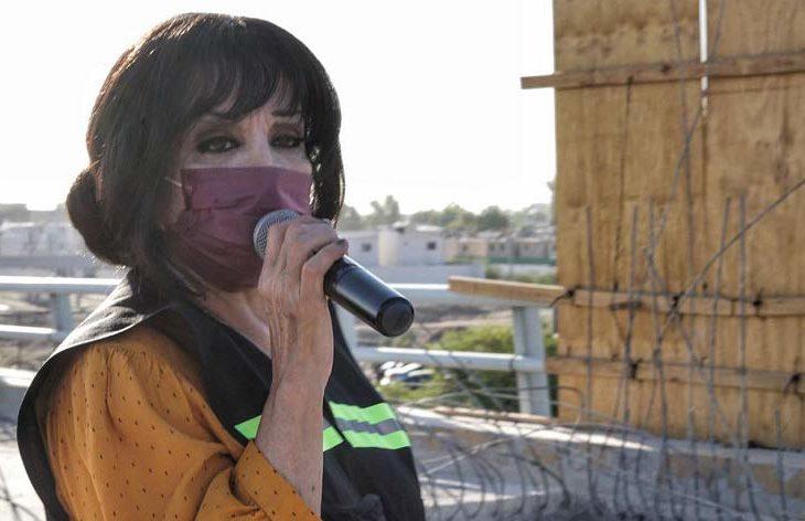 Norma Bustamante, presidente municipal de Mexicali.
